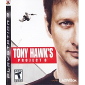 Tony Hawk Project 8 Box Art